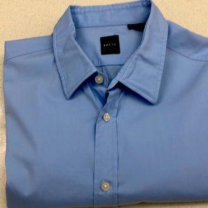 Hugo Boss Dress Shirt Size XL Very Good Condition